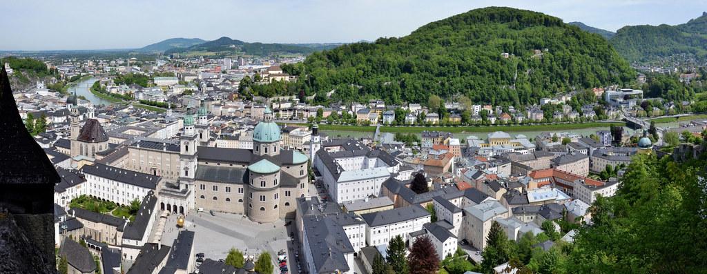 Der Zentralraum Salzburg soll zu einer Vorzeigeregion für nachhaltige Wärmeverso..