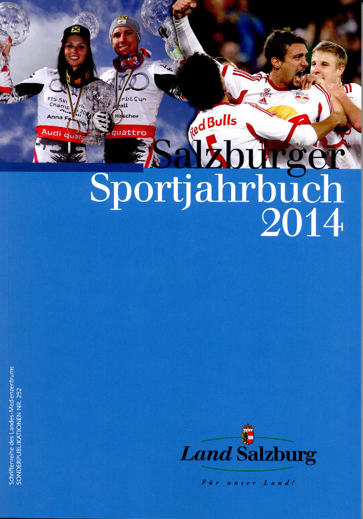 Salzburger Sportjahrbuch 2014
