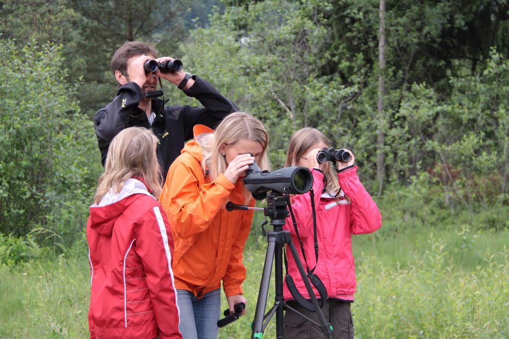 Tage der Natur bieten ein spannendes Programm für die ganze Familie.