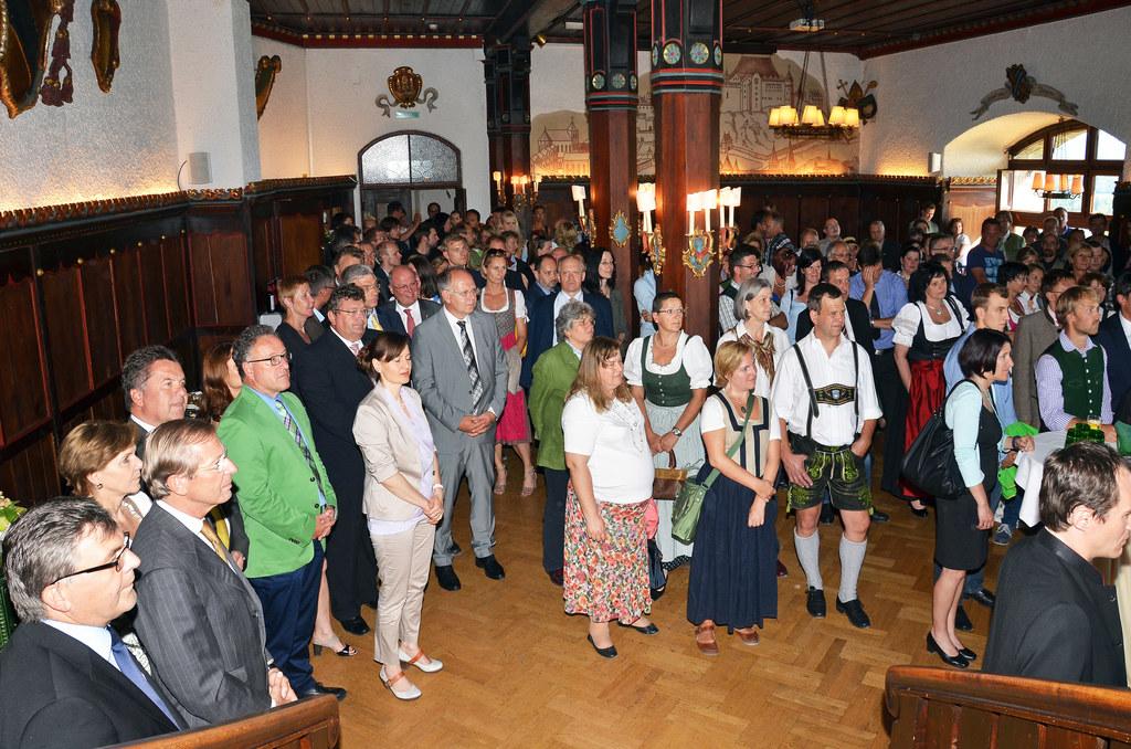 Empfang für Mitarbeiter/innen des Landes Salzburg auf der Festung Hohensalzburg