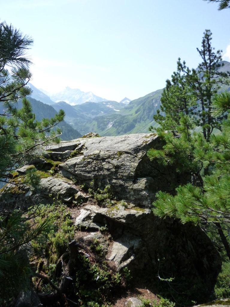 Wanderungen im Pinzgauer Stubachtal