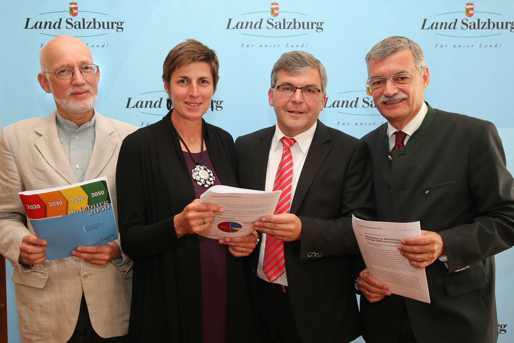 Dipl.-Ing. Dr. Gunter Sperka Umweltschutzkoordinator, LH-Stv. Dr. Astrid Rössler..