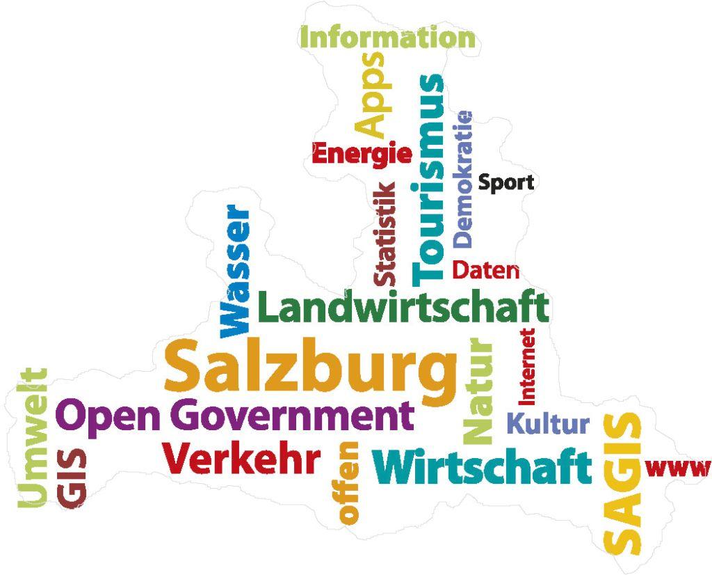 Open Government Daten des Landes