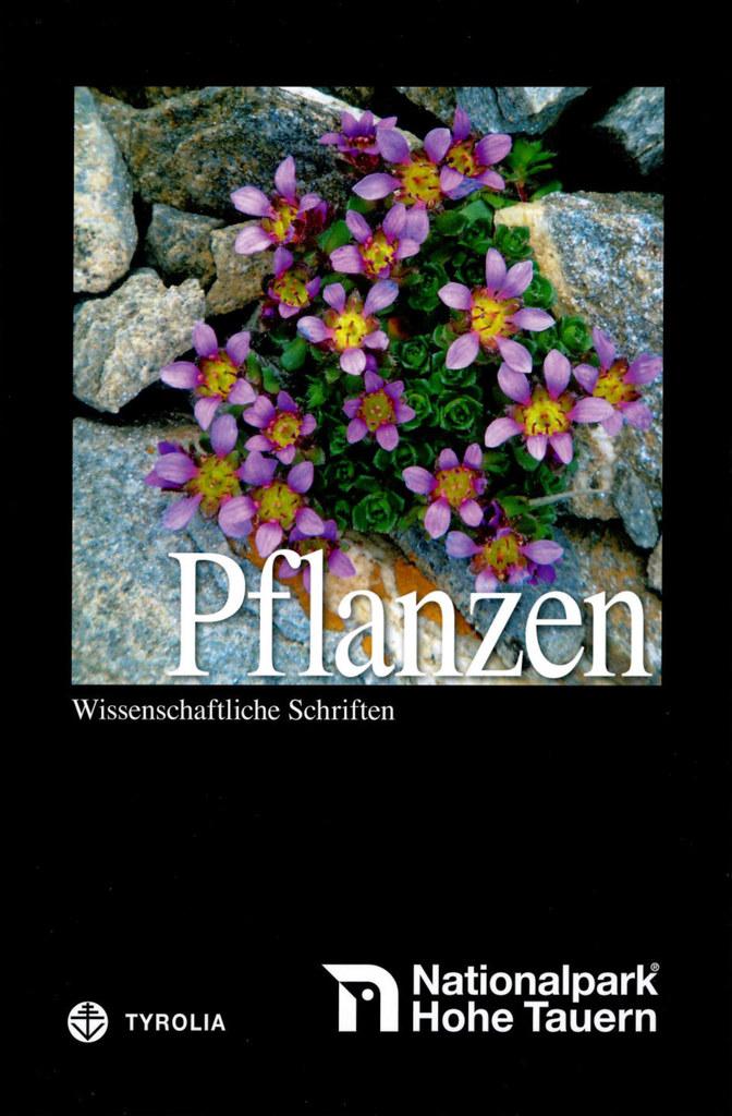 Pflanzenbuch Nationalpark Hohe Tauern