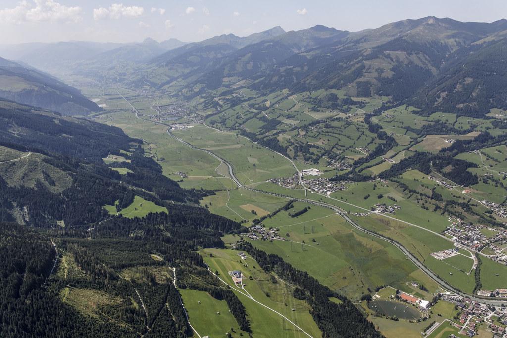 Nur rund ein Fünftel der Fläche Salzburgs ist als Dauersiedlungsraum und somit f..