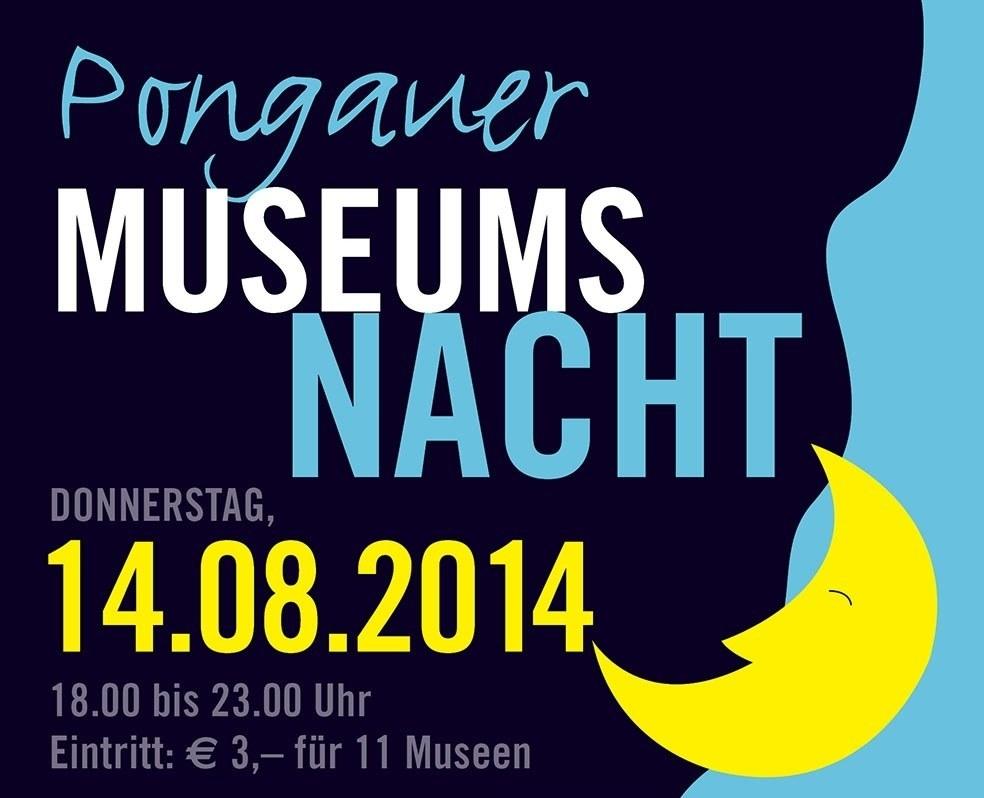 8. Pongauer Museumsnacht