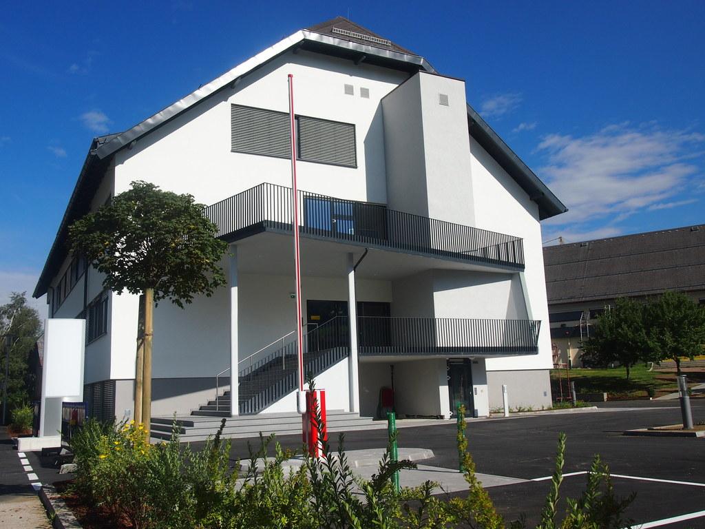 Neues Schulgebäude der Landesberufsschule Tamsweg
