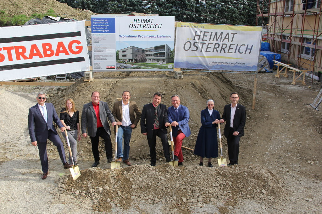 Dir. Ing. Johannes Schmatzer /STRABAG, Dipl.Arch. (FH) Claudia Greussing /Herman..