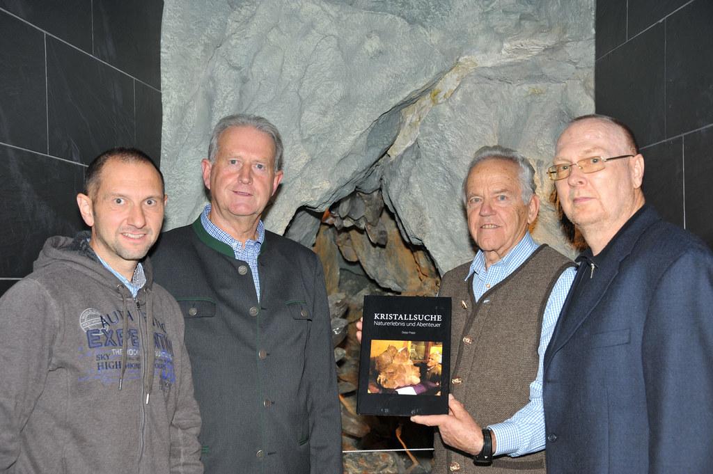 Nationalpark-Direktor Dipl.-Ing. Wolfgang Urban, Hannes Wartbichler, Autor Josef..