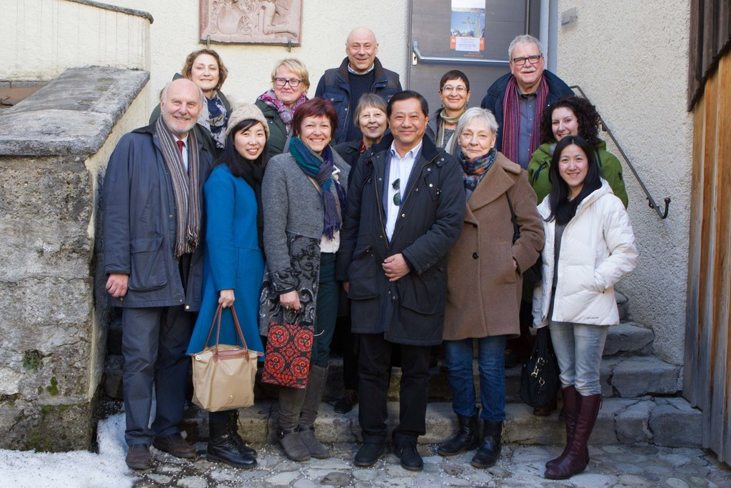 Internationale Kommission für Regionalmuseen, Tagung auf der Burg Golling