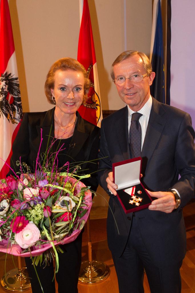 Mag. Andrea Graski-Hoffmann und Dr. Wilfried Haslauer