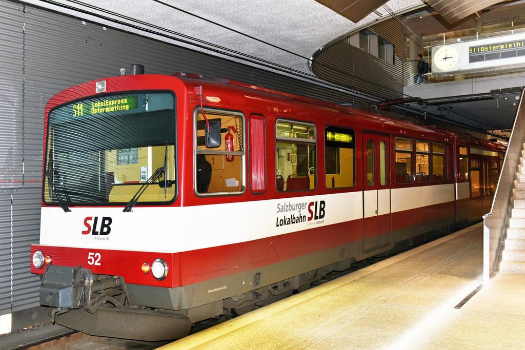 Die Salzburger Lokalbahn ist mit fast 4,9 Millionen Fahrgästen Spitzenreiter