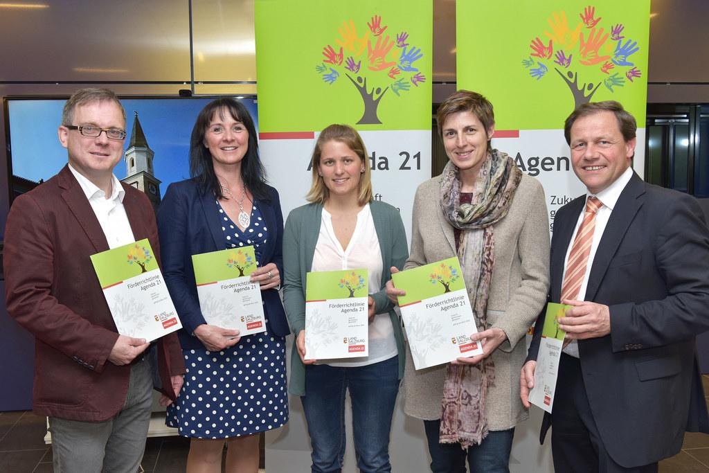 Dr. Markus Graggaber, Abteilung Natur- und Umweltschutz, Kristina Sommerauer, Re..