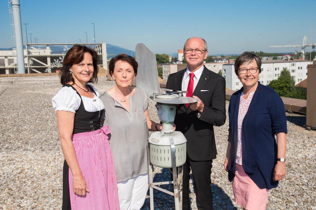 Ulrike Gartner, Hanna Schantl Landeshauptmann-Stellvertreter Mag. Dr. Christian ..