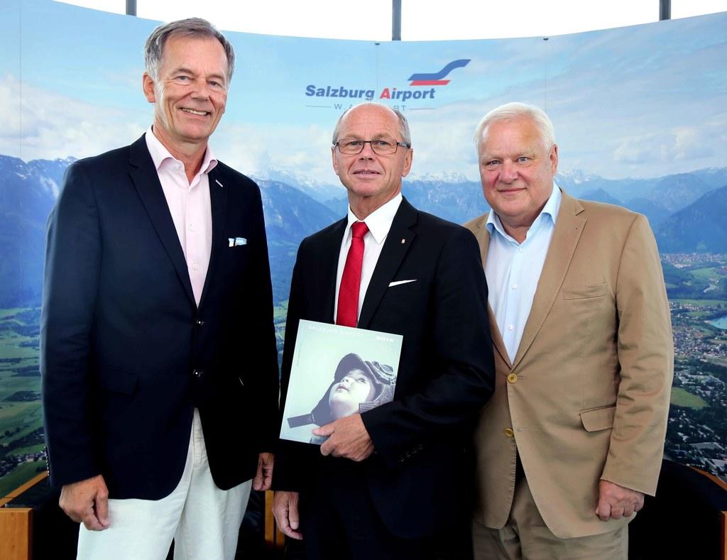 Ing. Roland Hermann, Landeshauptmann-Stellvertreter Mag. Dr. Christian Stöckl un..