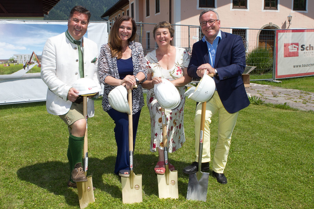 Landesrat Hans Mayr, Gudrun Mosler-Törnström Zweite Präsidentin des Landtages, E..