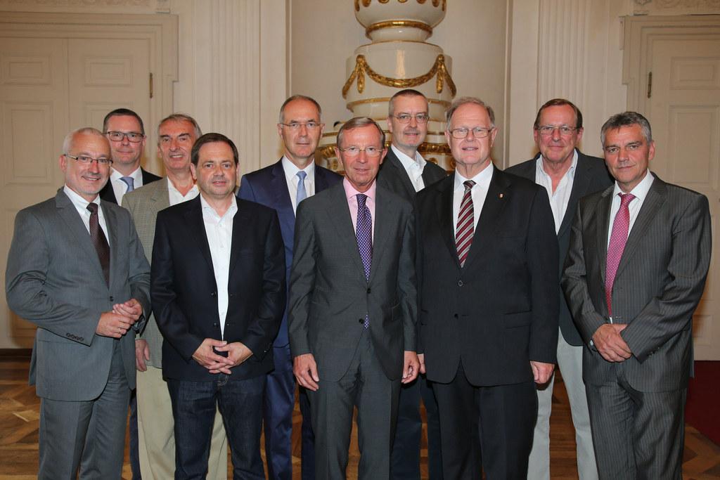 Dr. Erich Hechtner LAD Wien, Dr. Dieter Platzer LAD Klagenfurt, Dr. Robert Taube..