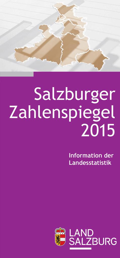 Salzburger Zahlenspiegel 2015