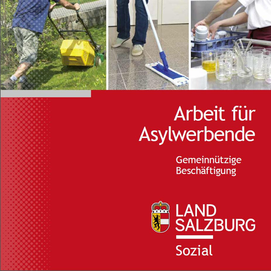 """Leitfaden """"Arbeit für Asylwerbende"""""""