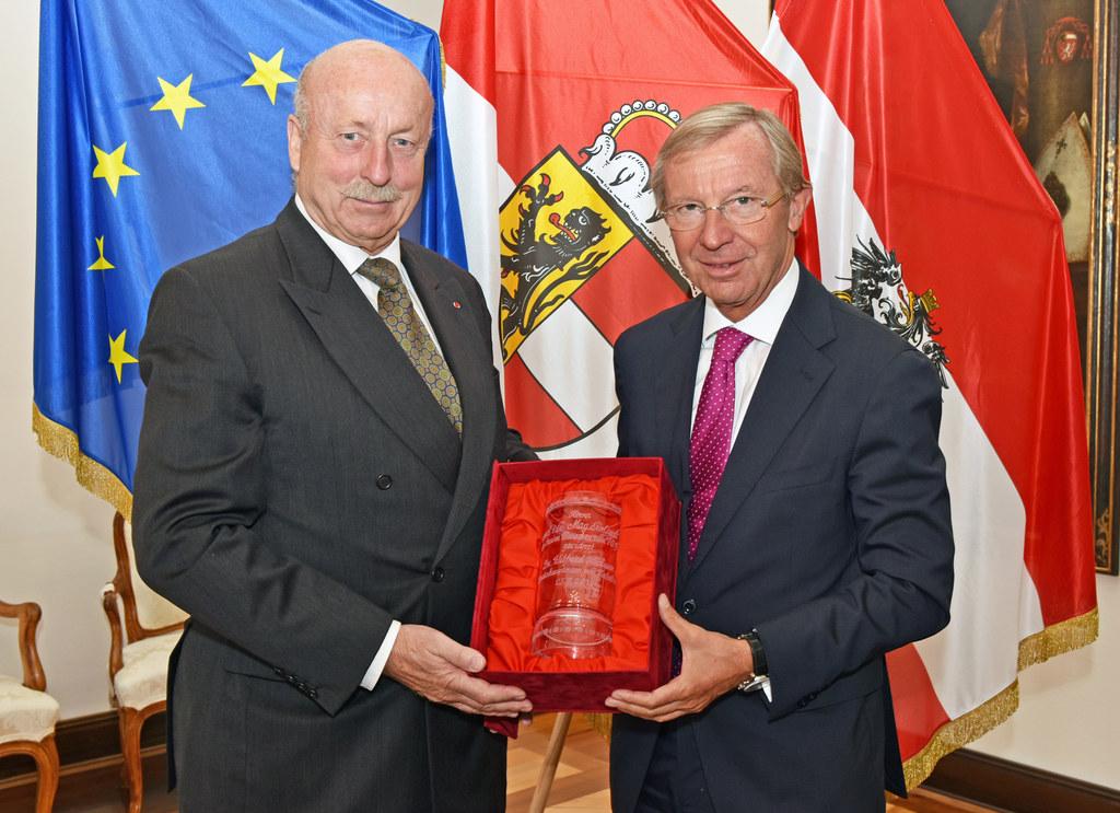 Ehemaliger Chef des Generalstabs und Salzburger Militärkommandanten General Mag...