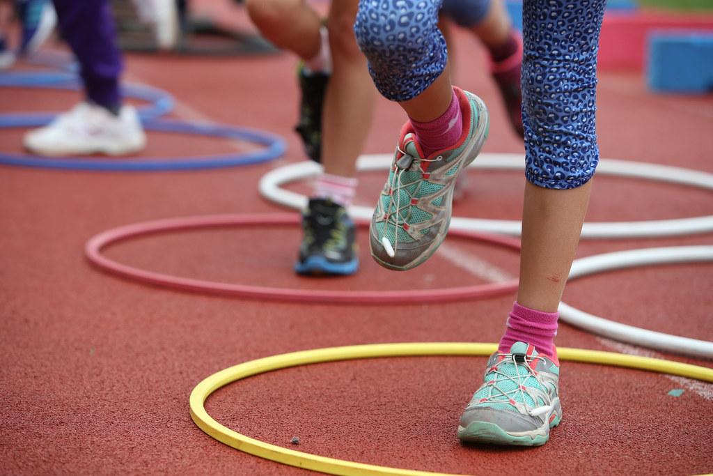 Jugend zum Sport startet am Montag, 22. August