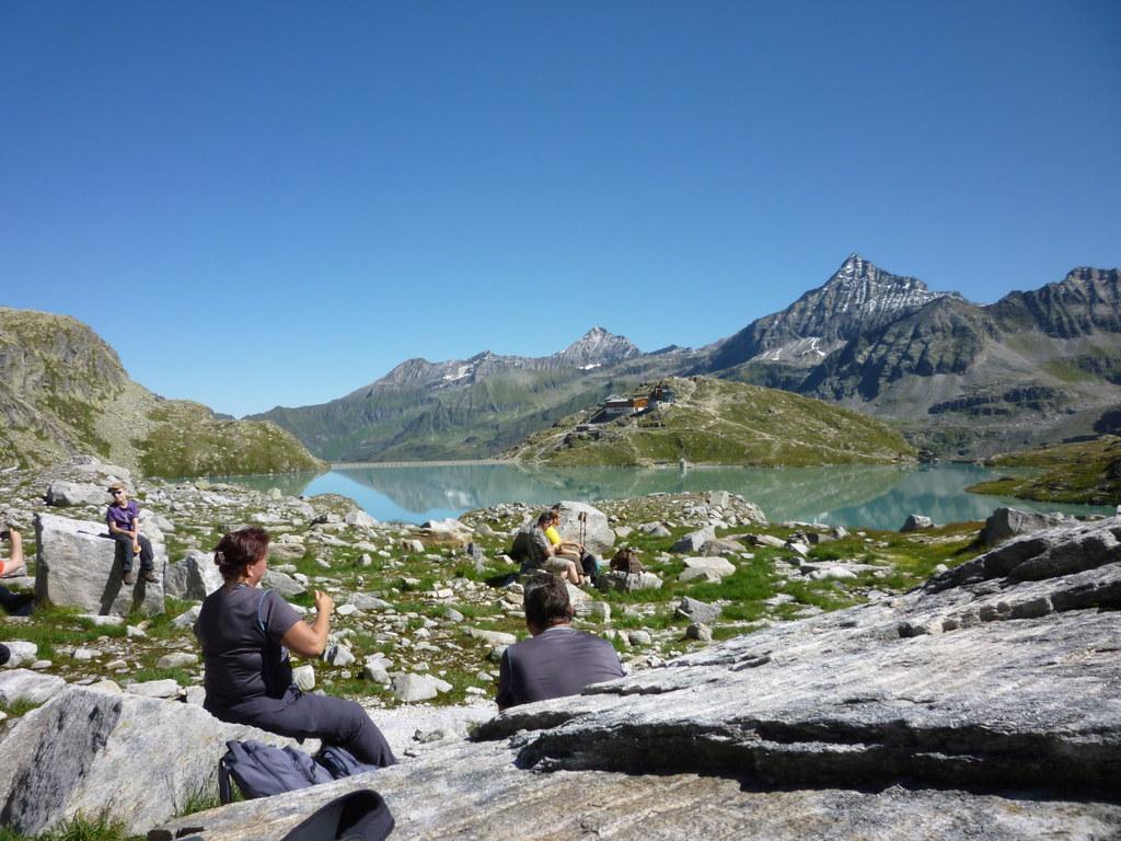 Nationalparkwanderung zwischen Großglocknergruppe und Granatspitze