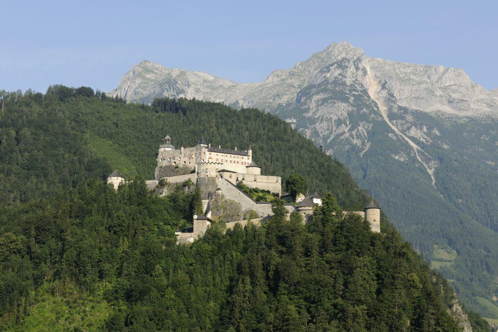 Burgsingen auf der Festung Hohenwerfen
