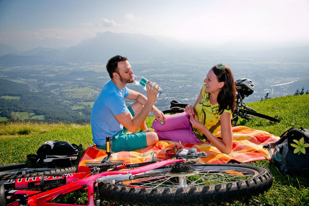 Wieder neue Rekorde im Salzburger Tourismus: Erstmals wurde die 28-Millionen-Mar..