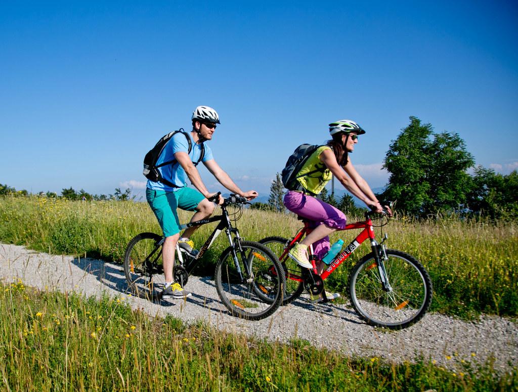 Die 1. EuRegio-Genuss-Radtour von 2. bis 4. September führt von Krimml über Berc..