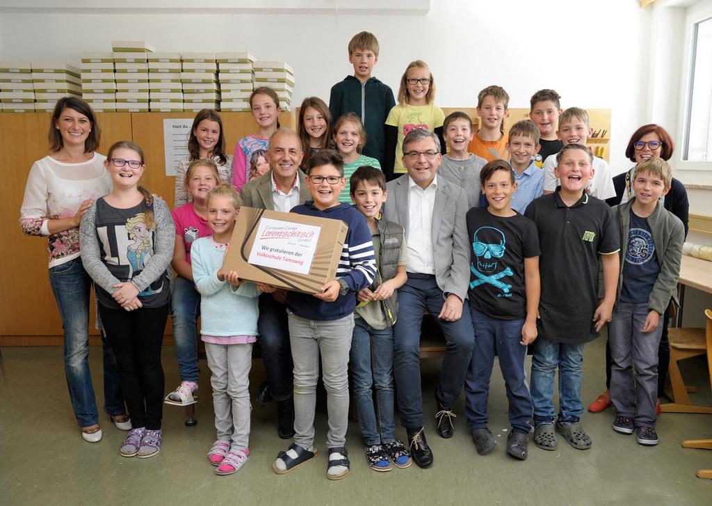 Im Vorjahr gewann die Klasse 4c der Volksschule Tamsweg den Hauptpreis des