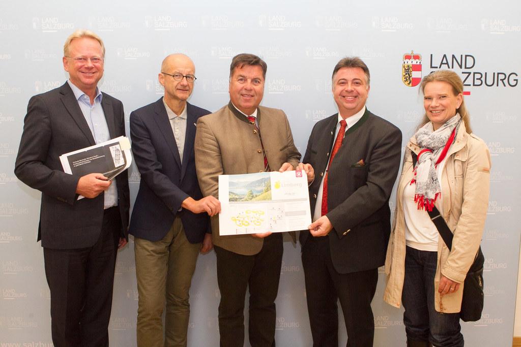 Informationsgespräch zum Thema: Wohnbauforschung unterstützt Modell Projekte für..