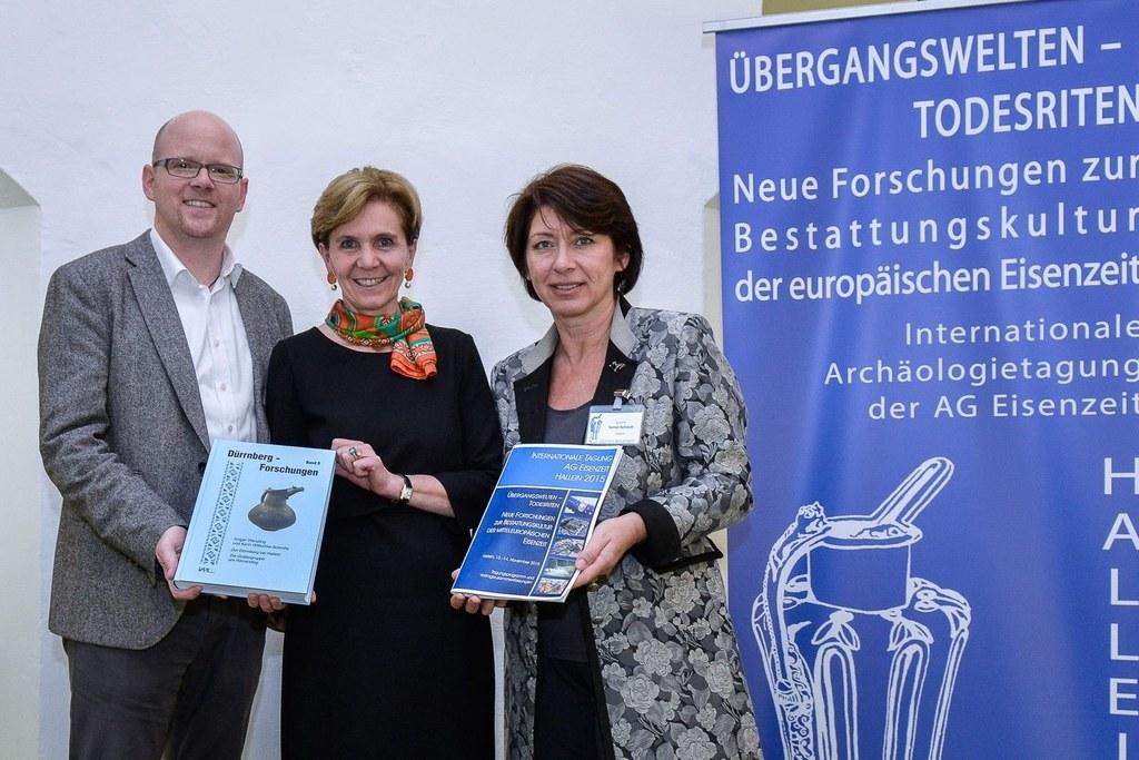 Dr. Holger Wendling M.A. (Sprecher der AG Eisenzeit, Leiter Dürrnbergforschung u..