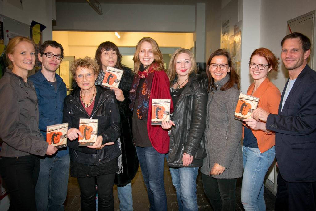 Andrea Zarfl (Land Salzburg), Reinhold Bidner, Helmi Vent, Sina Moser, Michelle ..