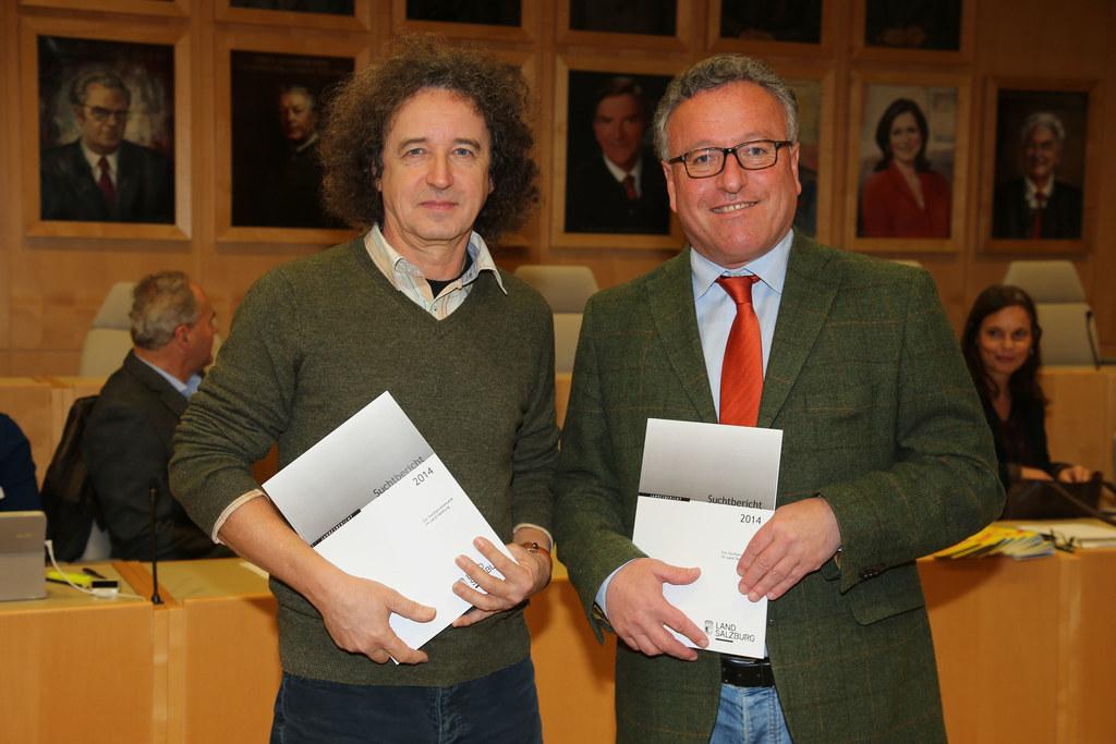 Franz Schabus-Eder, Psychosozialer Dienst des Landes - Suchtkoordinator, LR Hein..