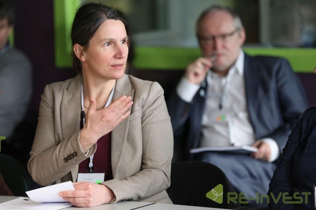 Volkswirtin und ifz-Wissenschafterin Ortrud Leßmann leitet das Projekt RE-InVEST..