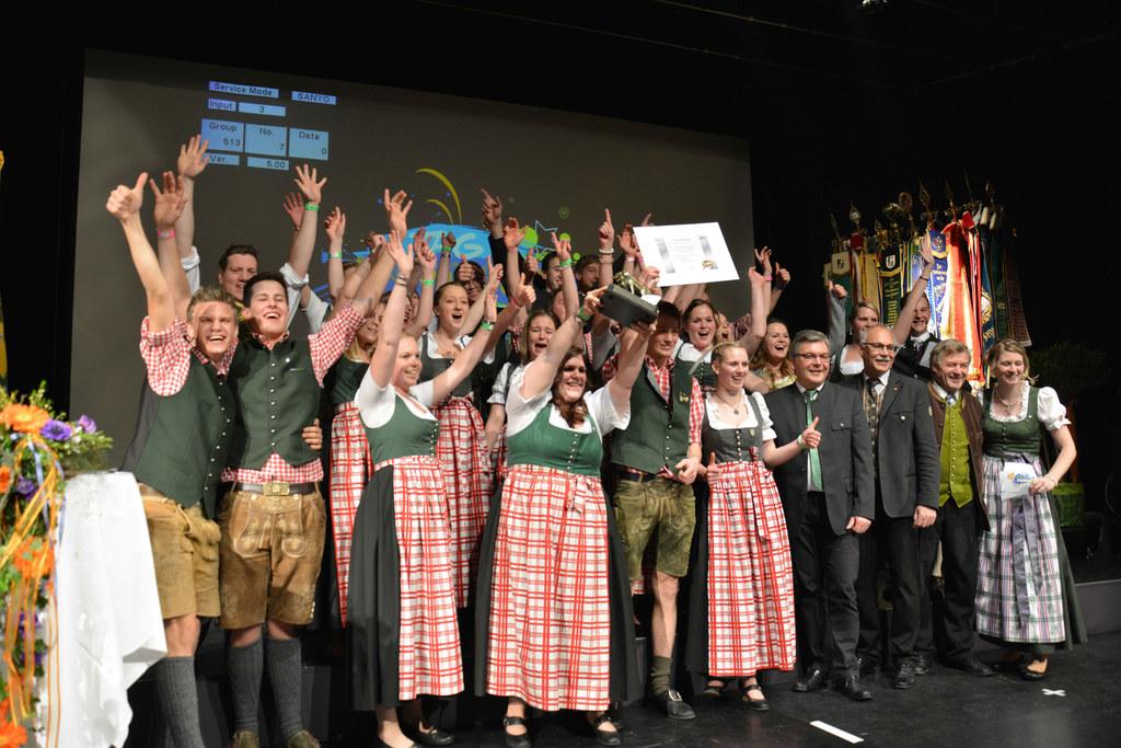 Jahrestag der Salzburger Landjugend
