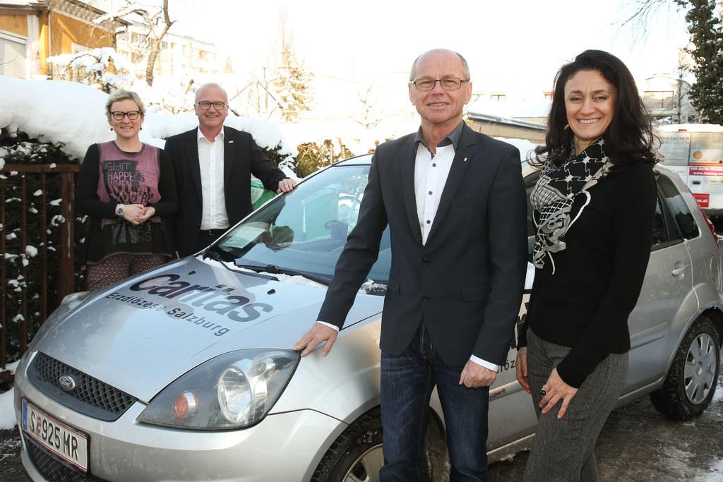 Doris Einödter, Koordinatorin der mobilen Palliativteams der Caritas in Salzburg..