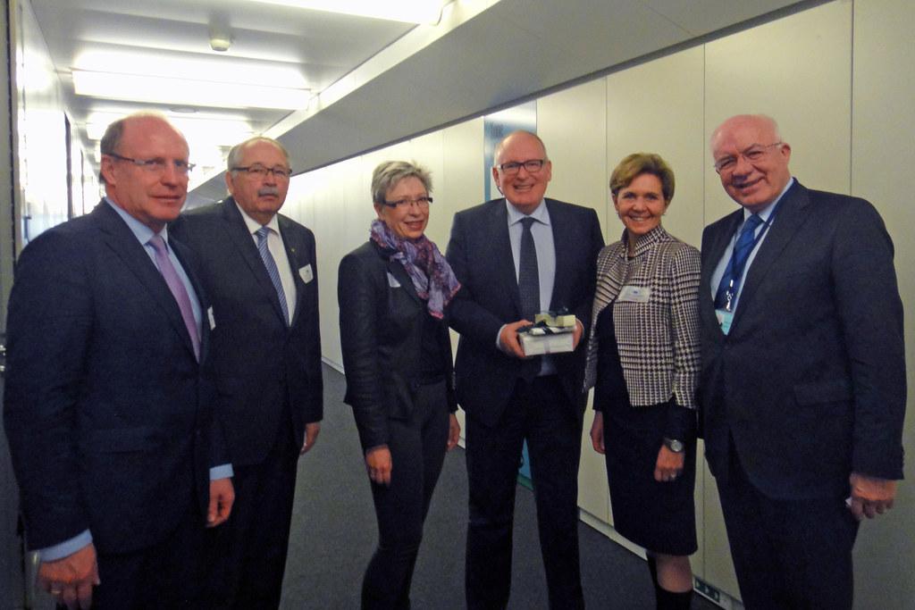 Präsident des Landtags von Baden-Württemberg, Wilfried Klenk, Präsident des Land..