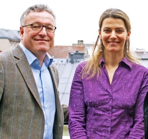Heinrich Schellhorn und Nevena Vuksanovic, München