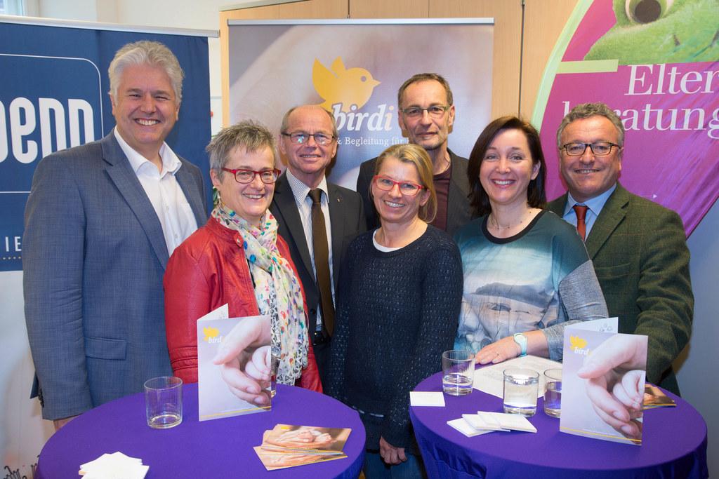 PK: Projekt Birdy - Förderung für Kinder in der Elternberatung / Gstättengasse 1..