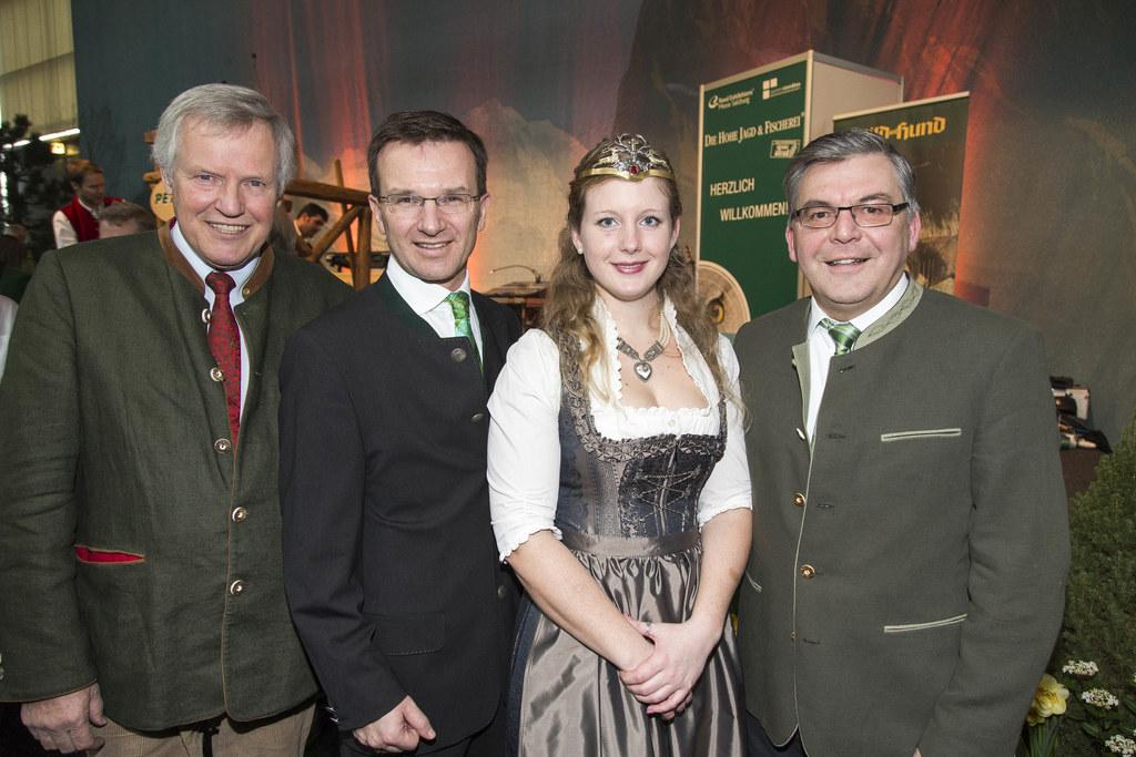 Eröffnung Hohe Jagd und Fischerei mit Herrn Landesrat Josef Schwaiger