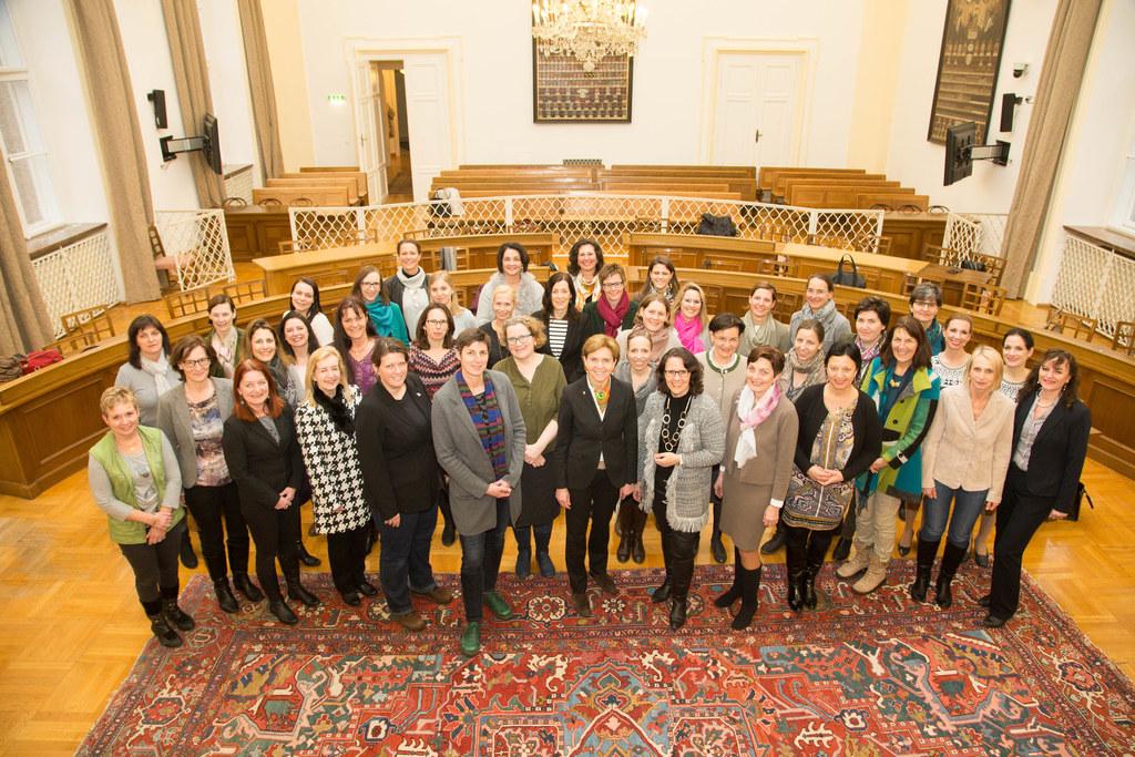 Weltfrauentag im Salzburger Landtag