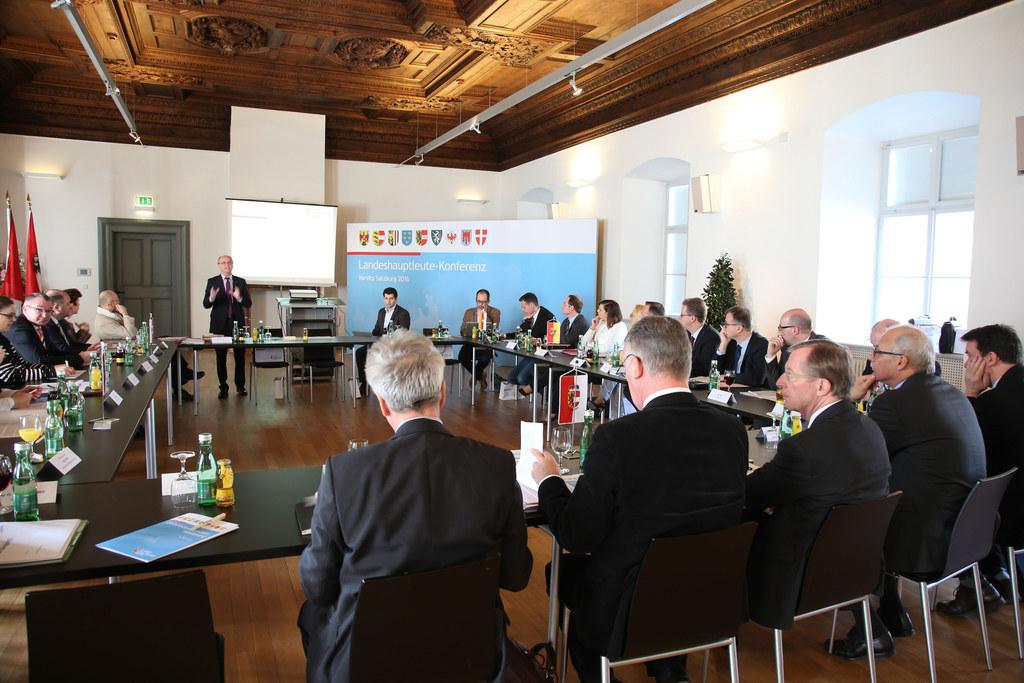 Gemeindereferenten-Konferenz in Salzburg