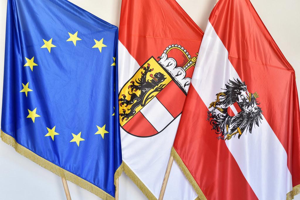 Am Nationalfeiertag ist auch die Salzburger Bevölkerung eingeladen, die Privathä..