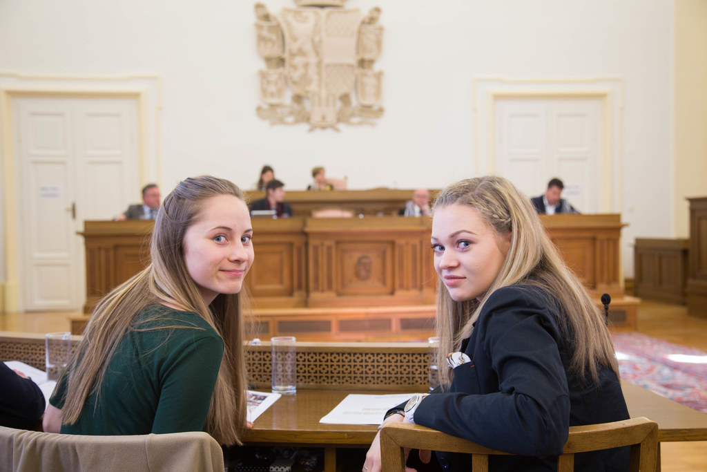 Der Salzburger Jugendlandtag wird heuer am 16. März im Sitzungssaal des Salzburg..
