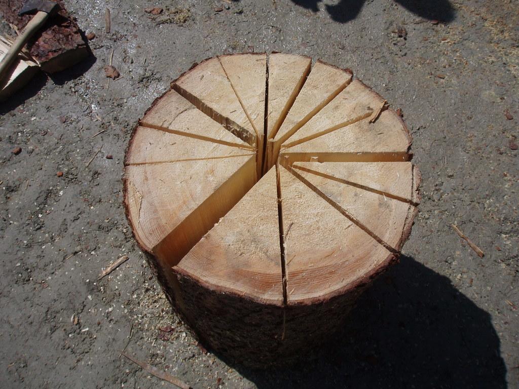 Klangholzspalten