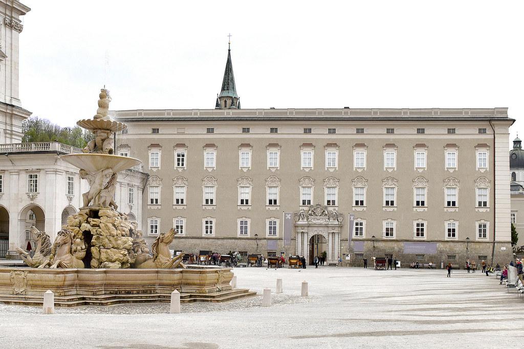 Festveranstaltung 20.16 in der Alten Residenz Salzburg