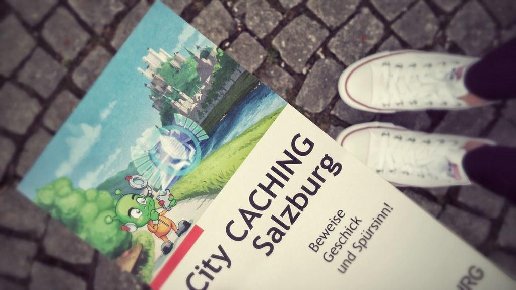 Preisträger City CACHING Salzburg 2017