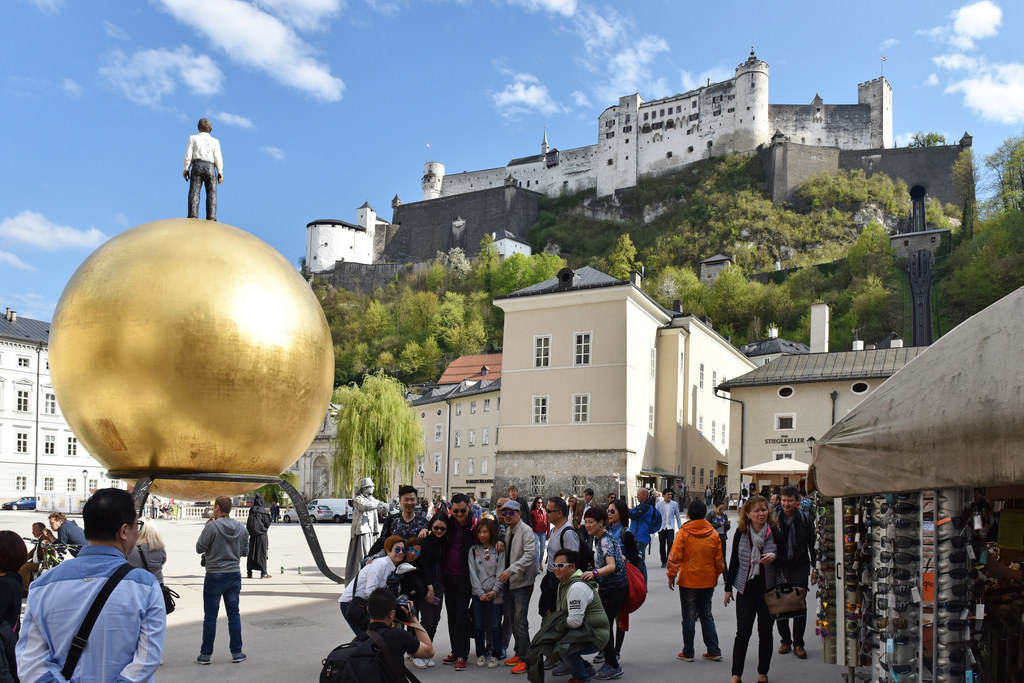 Das Land Salzburg ist als Urlaubsdestination sehr beliebt: Im Tourismusjahr 2017..