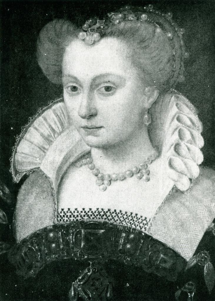 François Clouet: Bildnis der Fürstin Louise von Lothringen